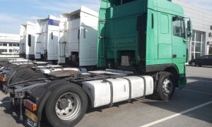 Tractor, DAF FT 95.430 SPACE CAB EURO III