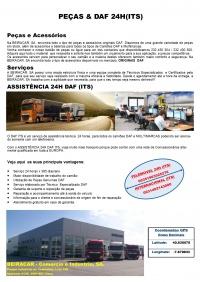 PEÇAS & DAF 24H(ITS) - BEIRACAR, SA