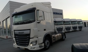 DAF, XF 460 FT SC